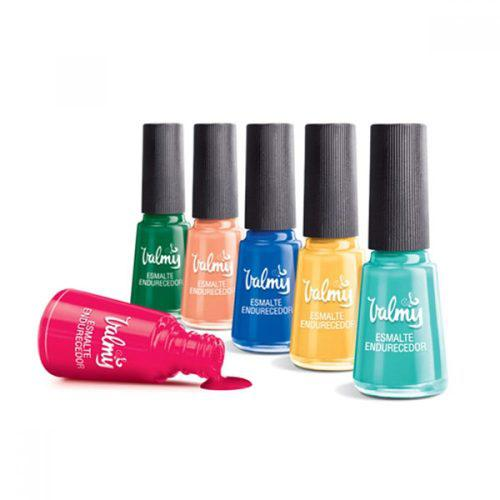 Pinturas de uñas valmy colores al mayor y detal