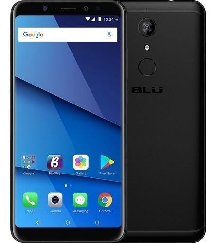 Blu vivo one plus 5.9 16gb 2gb huella 4g digitel *115vrds*