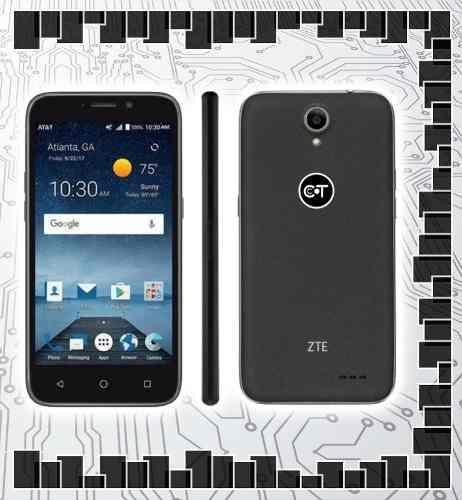 Celular zte maven 3 4g lte nuevo android liberado