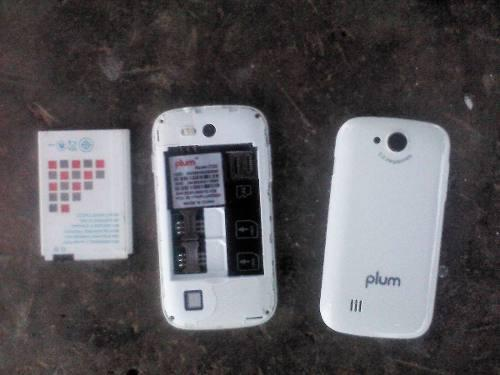 Telefono Plum Z320 Para Reparar, Placa Y Mica Dañada