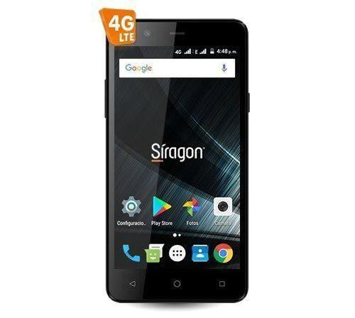 Telefono siragon sp-5150 como nuevo dual sim 4g 70 verdes