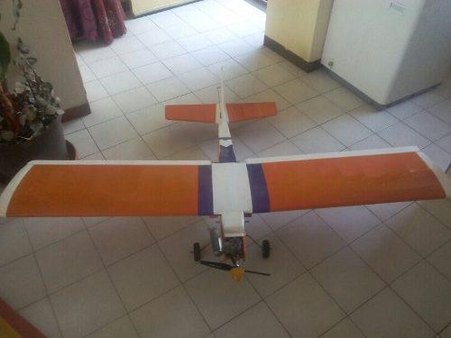 Avion rc completo nuevo por favor lea descripción