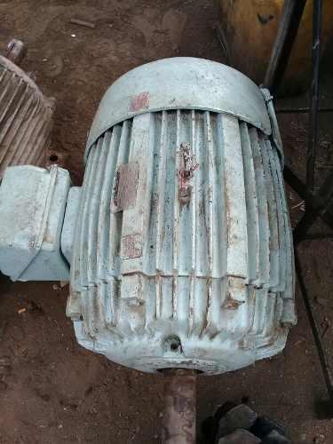 Motor trifasico 75, 40,20, 18 hp
