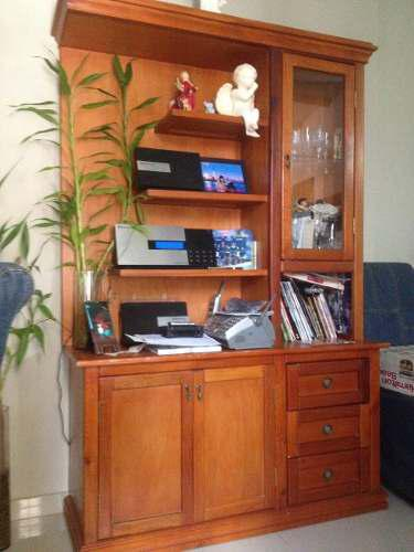 Mueble ceibo elaborado en madera de cedro 250verdes