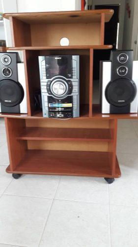 Sony genezi equipo de sonido mini componente 2000w