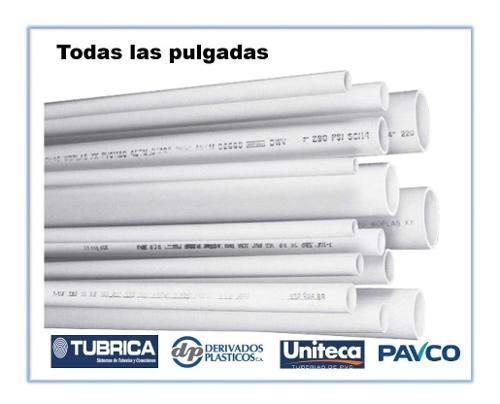 Tubo electricidad conduit pvc 3/4 pulgadas a 3 mts