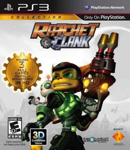 Ps3 ratchet y clank collection juego nuevo y sellado