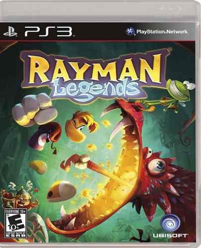 Ps3 rayman legends juego digital 3gb entrega inmediata