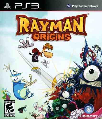 Ps3 rayman origins juego digital 2gb entrega inmediata