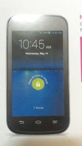 Telefono celular smart phone zte z730 concord ii liberado 4g