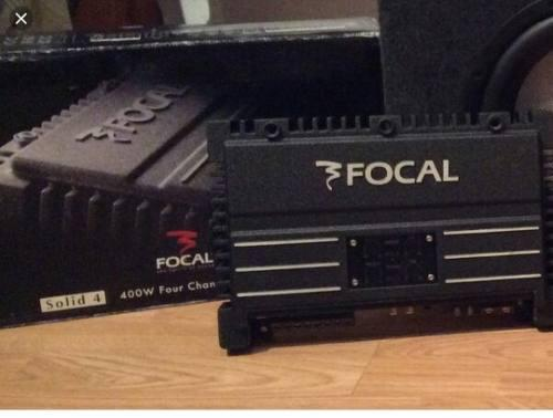 Amplificador focal
