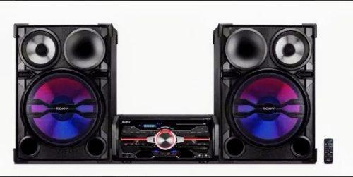 Equipo de sonido sony sh2000
