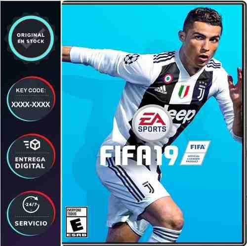 Fifa 19 pc origin ea juego codigo digital key juega online