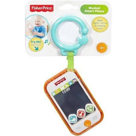 Fisher-price musical smart phone -rie & aprende- telefono