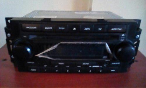 Radio reproductor cd mp3 original jeep grand cherokee