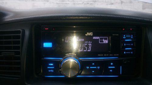 Reproductor de sonido para auto jvc