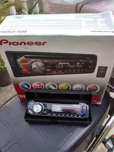 Reproductor pioneer dhe-2600ui mixtrax
