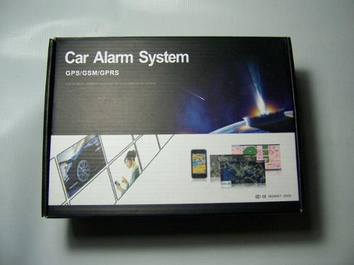 Alarma sistema para automoviles tracker gps-1200 satelital