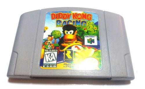 Diddy kong para nintendo 64 con garantia