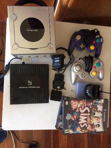 Nintendo gamecube /edición platino