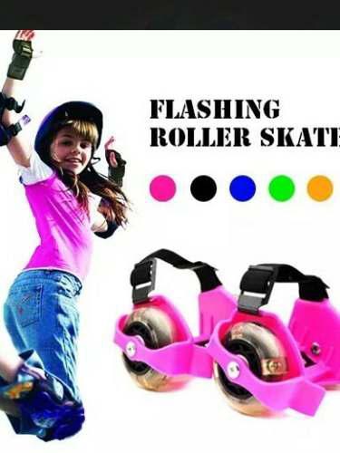 Patines De 2 Ruedas!! Flashing Roller