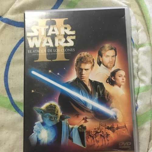Película star wars: episodio 2 el ataque de los clones