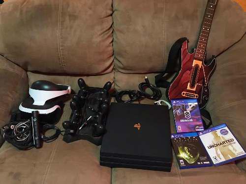 Play station 4 ps4 control juegos realidad virtual cámara
