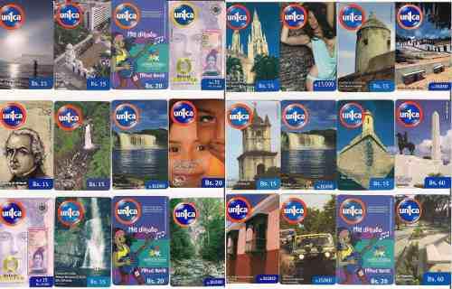 Colección de 150 tarjetas telefónicas
