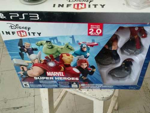 Disney infinity 2.0 mas un mundo y personaje del 1.0