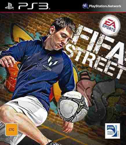 Fifa street juegos digitales ps3 original somos tienda