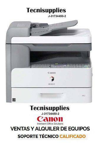 Fotocopiadora impresora canon ir 1025 if remarketing