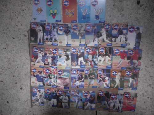 Tarjetas telefonicas de béisbol de venezuela usadas
