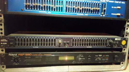 Camara de reververncia roland. equipos de sonido