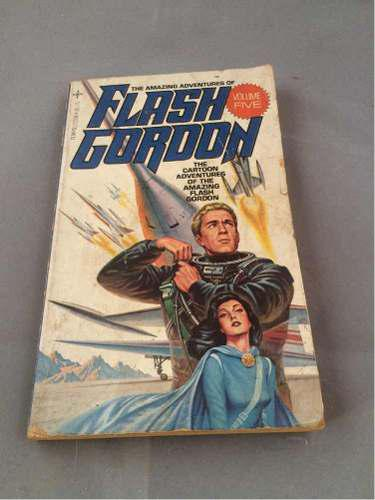 Flash gordon the amazing adventures volumen five