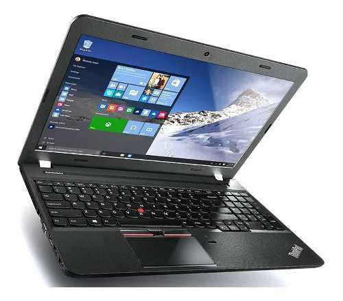 Laptop lenovo thinkpad e560 i5 6ta generación 4gb ram