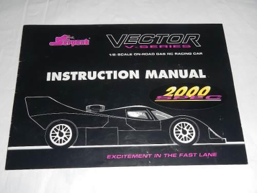 Manual serpent vector spec 2000