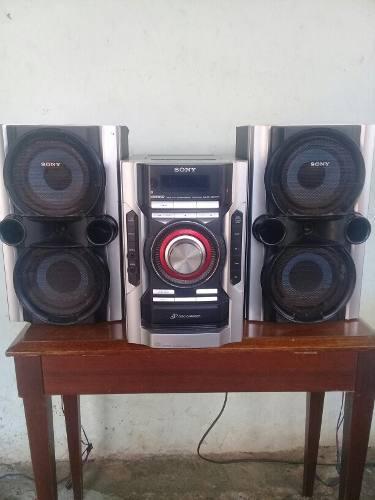 Oferta equipo de sonido sony mp3