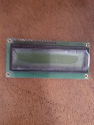 Lcd 16x2 compatible con arduino y microcontroladores excelen