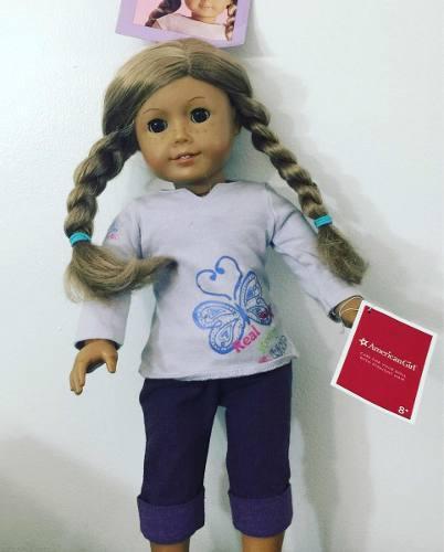 Muñeca american girl niñas regalos ropa american muñecas