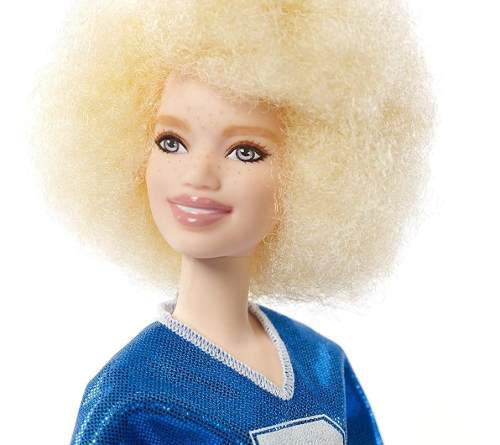 Muñeca barbie original fashionista mattel