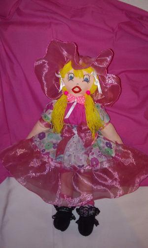 Muñecas De Trapo Niñas