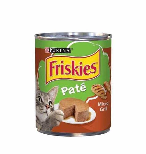 Alimento friskies comida húmeda para gatos