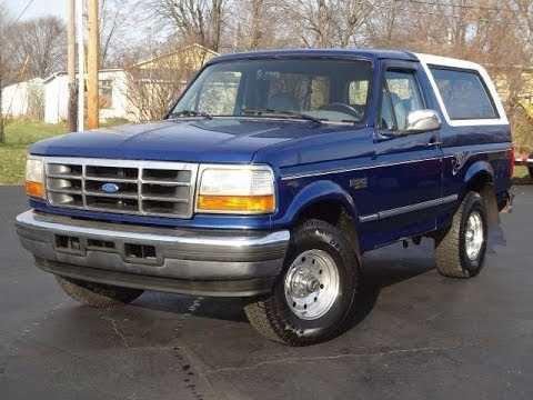Ford bronco respuestos partes y piezas