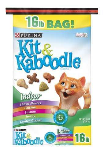 Gatarina purina kit & kaboodle 16 lb, 22 lb y 30 lb (28)