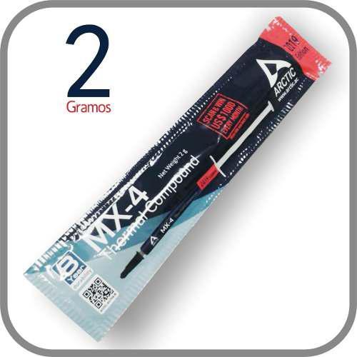 Pasta térmica gris mx4, 2grs. original 2019