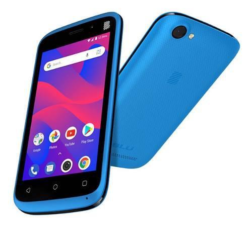 Blu advance 4.0 l4 dual sim (50 ver ds) / celulares caracas