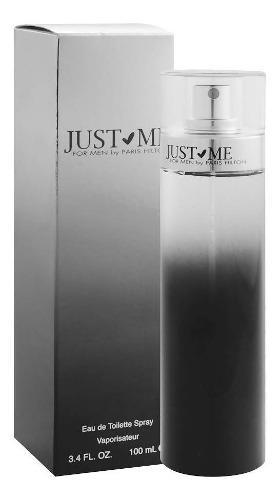 Perfume just me de paris hilton para caballero 100 ml