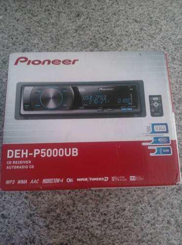 Reproductor pioneer deh-p5000ub