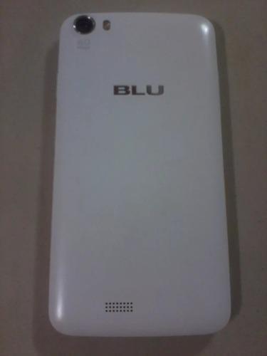 Telefono blu bold like us tactil dañado pantalla y bateria