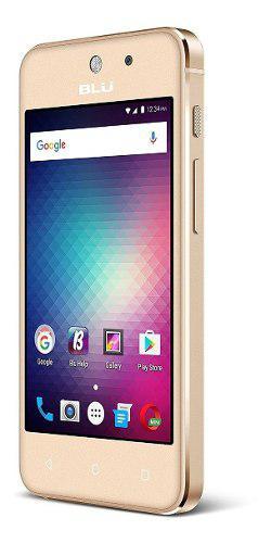 Telefono blu vivo 5 mini 5mp camara 1gb ram android 55verds